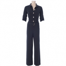 O 203 jumpsuit blue