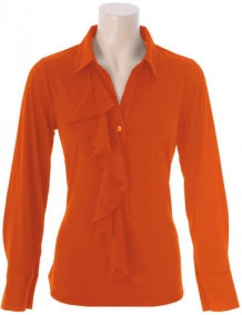 o205 blouse k-design orange